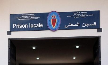 """La DGAPR dément les """"allégations mensongères"""" de HRW au sujet de trois détenus"""