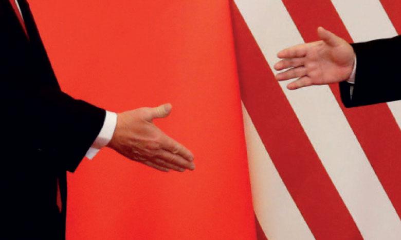 Bientôt un accord préliminaire sino-américain