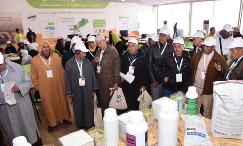 «Al Moutmir itinérant» de l'OCP fait escale à Azilal