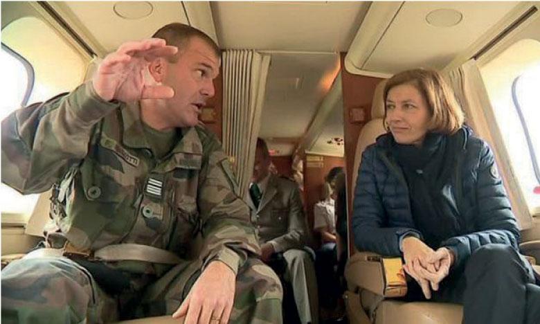 Paris tente de convaincre le Pentagone de maintenir ses troupes