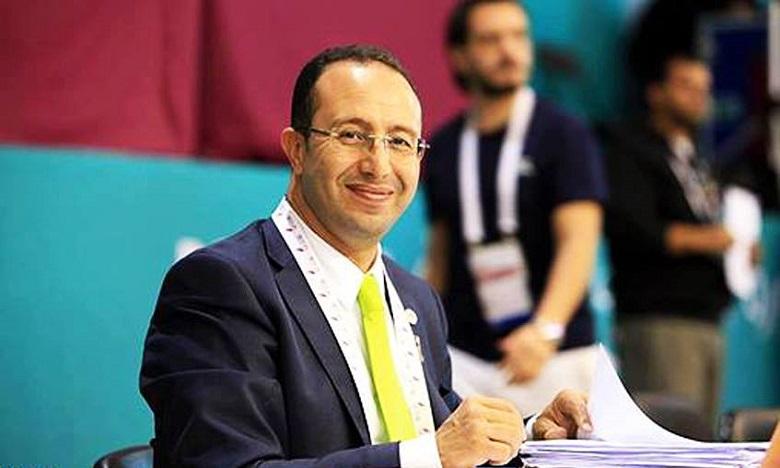 Driss Hilali avait déjà supervisé la gestion technique de nombreuses manifestations mondiales et continentales. Ph: DR.
