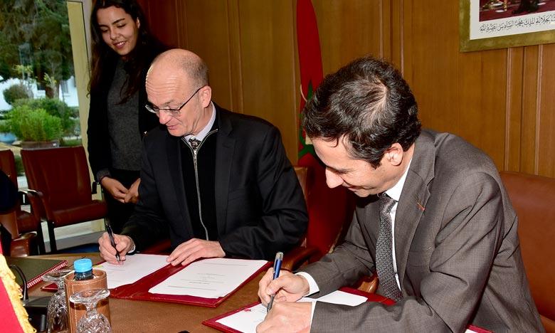 «Le prêt de 275 millions de dollars viendra soutenir des réformes destinées à renforcer le cadre financier, administratif et opérationnel du Fonds marocain de solidarité contre les événements catastrophiques», a déclaré Jesko Hentschel. Ph : MAP