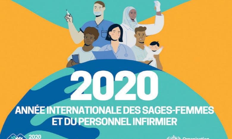 2020, Année internationale des sages-femmes et du personnel infirmier