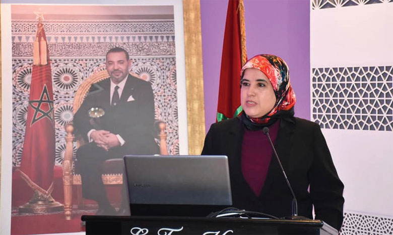 Jamila El Moussali : L'accès facilité des personnes handicapées à l'information requiert une prise de conscience collective