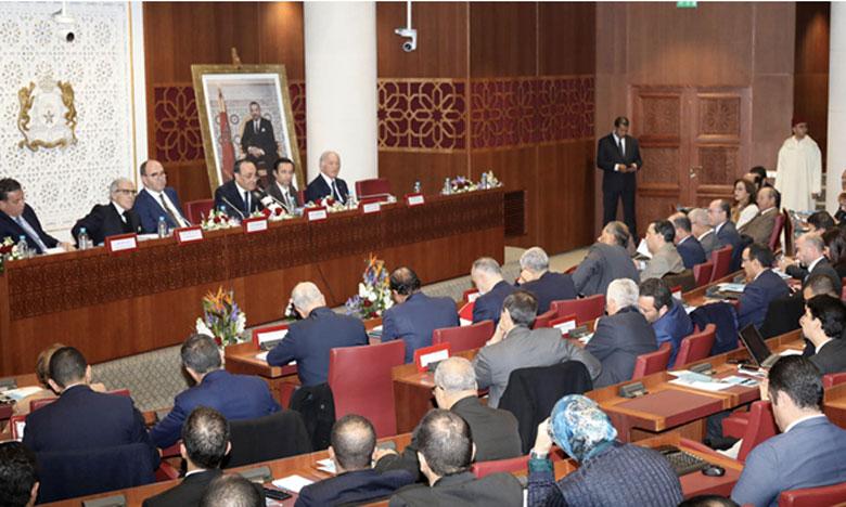 Le programme intégré d'appui et de financement des entreprises au cœur d'un séminaire organisé au Parlement