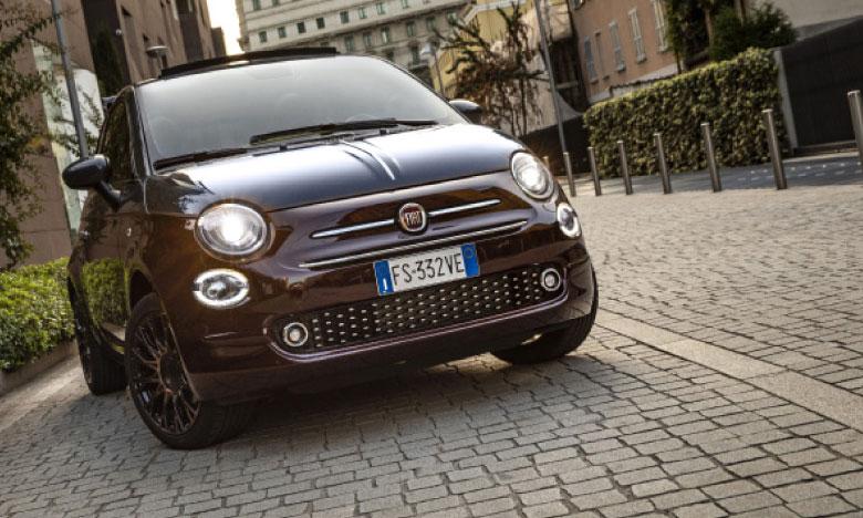 La petite citadine Fiat 500 a confirmé sa position d'icône, en se positionnant sur la  première marche du podium des ventes de son segment.