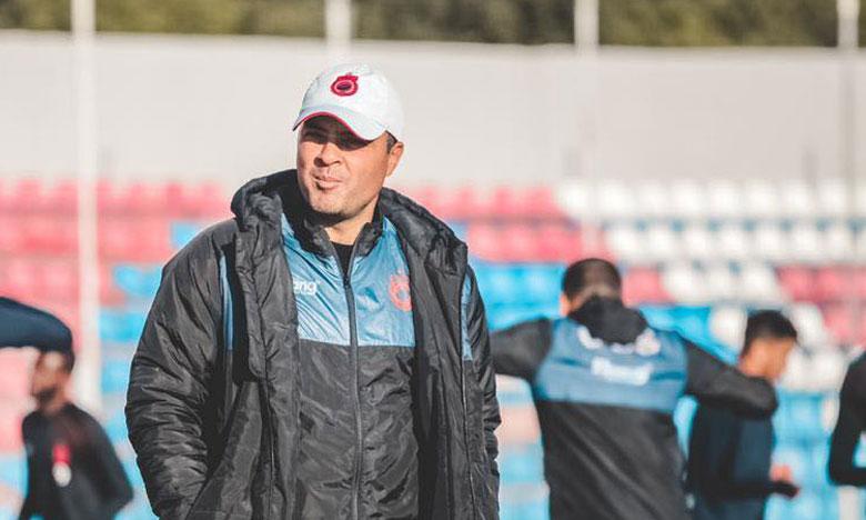 Mohamed El Guisser soutenu par le club