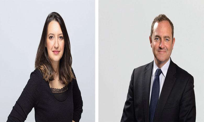 Lina Fassi-Fihri est spécialisée dans le droit du travail, alors que Romain Berthon intervient dans  le droit des affaires, particulièrement le droit immobilier.