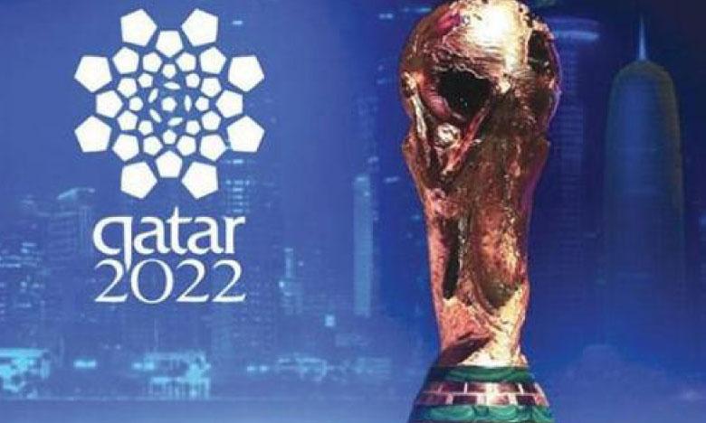 Tirage au sort des groupes de qualification pour le Mondial 2022