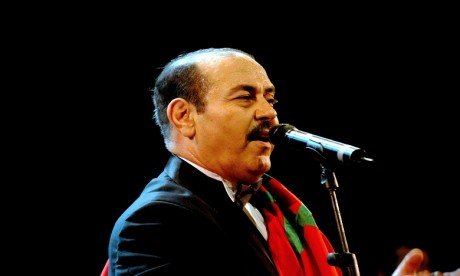 La voix maghrébine s'associe  aux vers de Samira Faraji