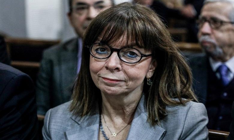 Une première dans l'histoire de la Grèce: une magistrate est élue présidente du pays. Ph: DR