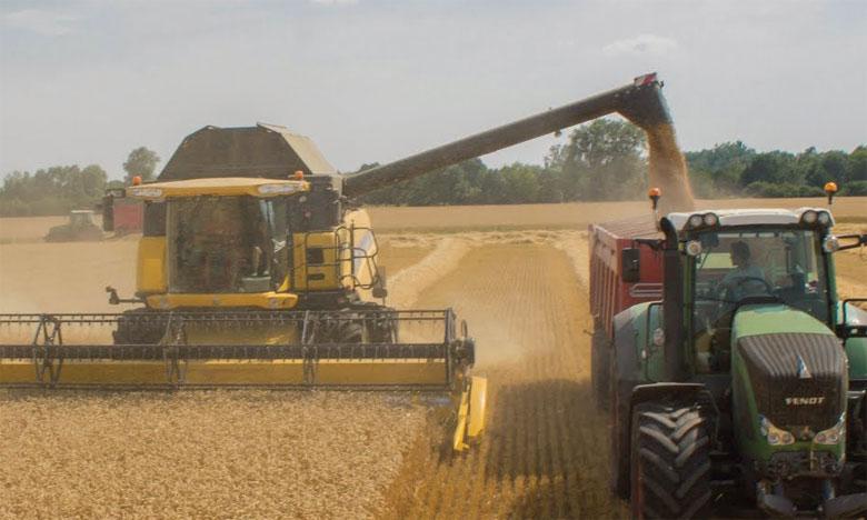 La progression de 1,4%, entre novembre et décembre 2019, enregistrée par les céréales, est en partie due aux grèves en France, un des principaux pays producteurs. Ph. DR