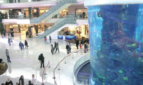 Soldes d'hiver : Morocco mall ouvre le bal