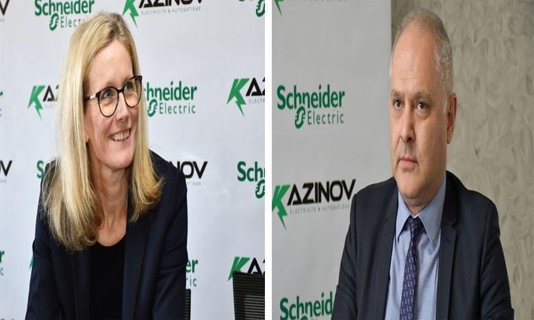 Pourquoi le Maroc reste un pays majeur pour Schneider Electric en Afrique