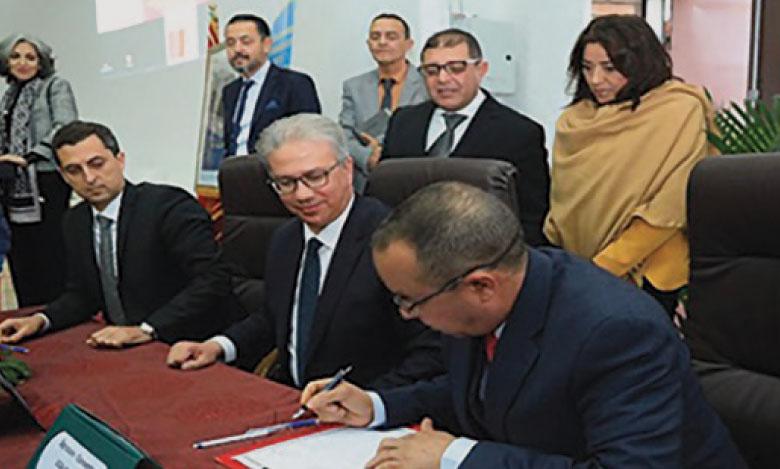 Le Matin - L'Université Cadi Ayyad s'ouvre  sur son environnement