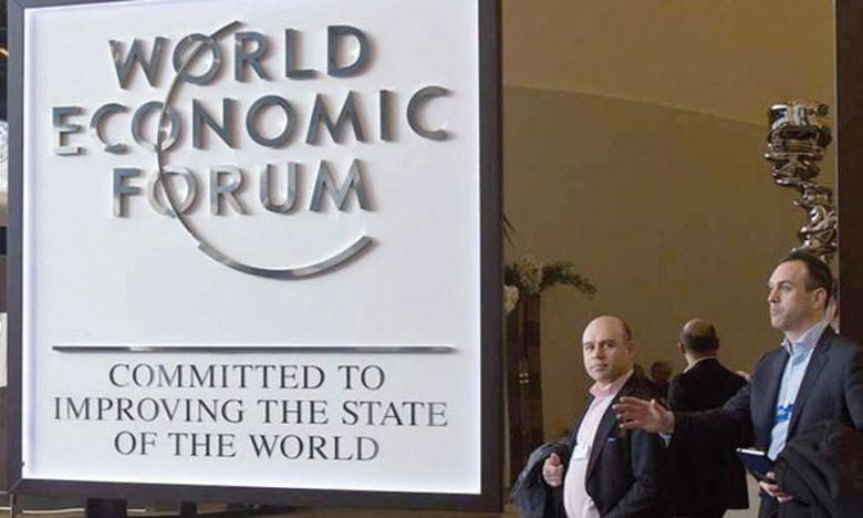 Le Forum économique mondial de Davos a mené une enquête auprès de 750 dirigeants d'entreprises qui déplorent l'incapacité des gouvernements à prévenir le changement climatique. Ph. DR