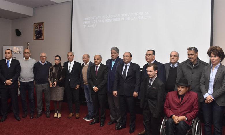 Moncef Belkhayat dresse le bilan de huit ans  de travail et dévoile les projets futurs