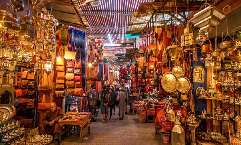 L'Artisanat marocain honoré à Marrakech