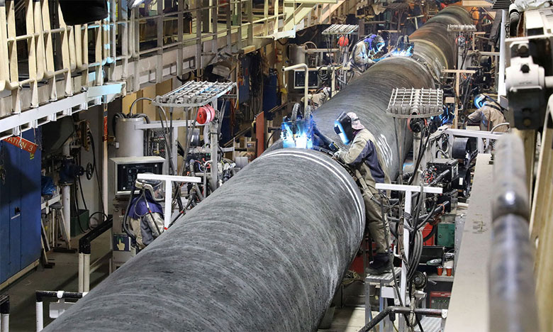 Le gazoduc Nord Stream 2 sera achevé par la Russie
