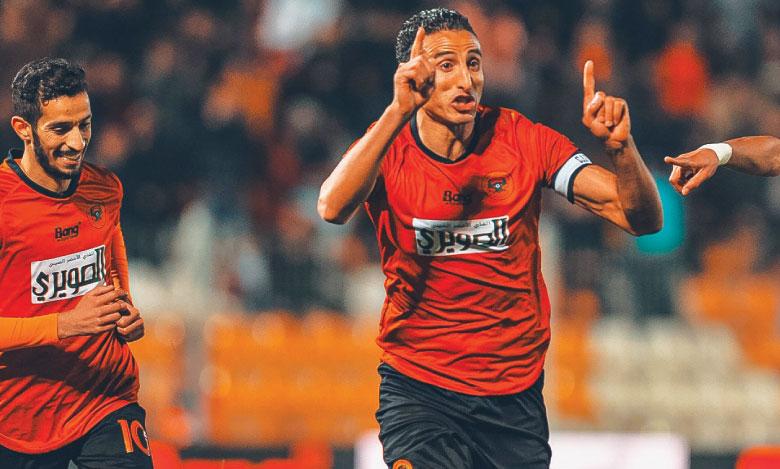Le hat-trick de Mohamed El Aziz offre la victoire à la RS Berkane face à l'OCK