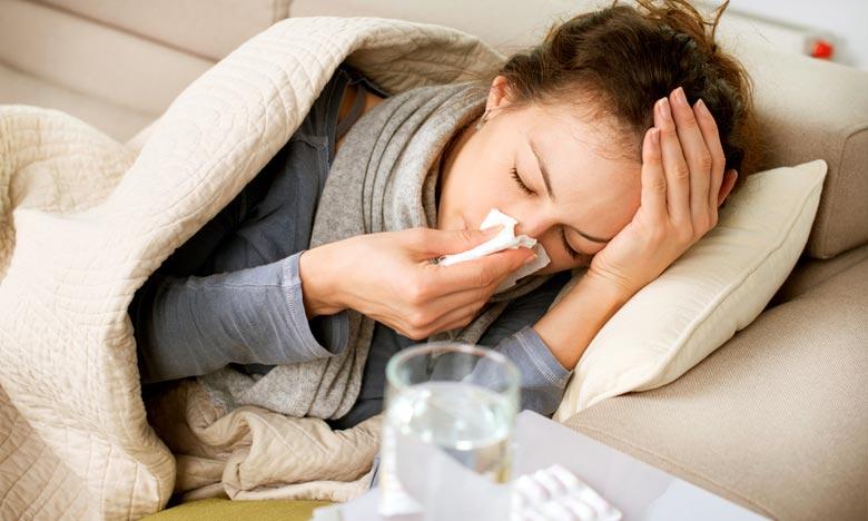 Selon des estimations de l'OMS,  la grippe touche 1 milliard de personnes chaque année. Ph: DR
