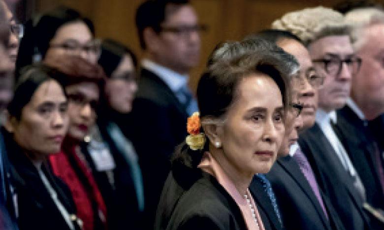 La Cour internationale de justice ordonne à la Birmanie de prendre des mesures préventives