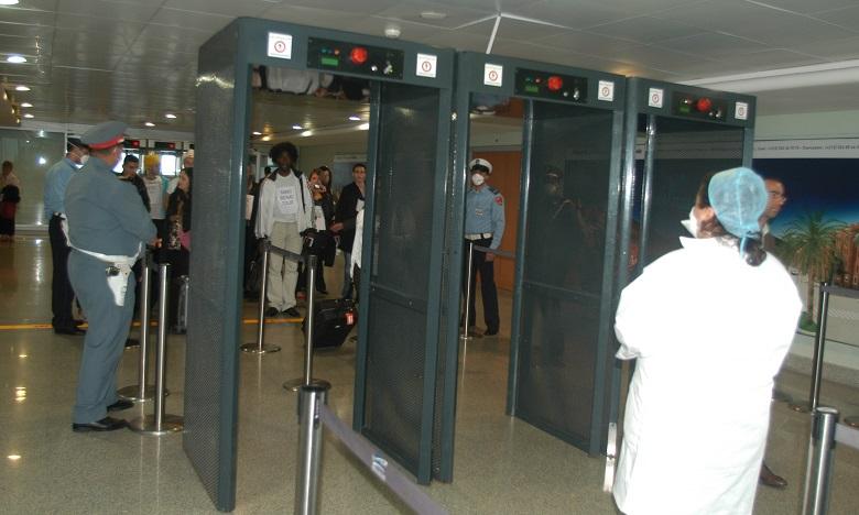 Le Maroc a instauré le contrôle sanitaire aux ports et aéroports internationaux, en vue de détecter précocement tout éventuel cas importé. Ph. Achives