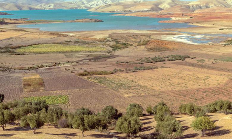 Le prêt de la BERD permettra de promouvoir une gestion durable de l'eau dans les plaines du Saïss et du Garet.