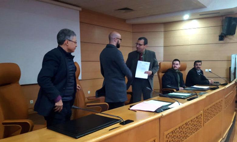 Le département de l'Éducation nationale  et l'association Math&Maroc se serrent les coudes