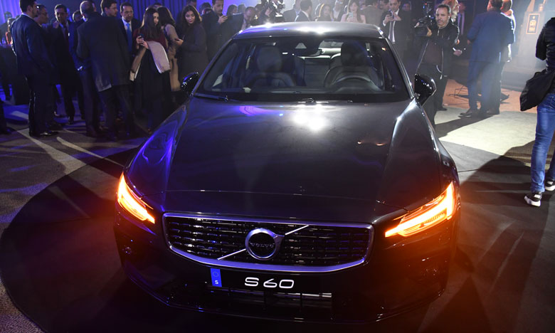 La Volvo S60 élue  «Car Of The Year 2020»