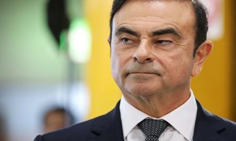 Le Liban reçoit une demande d'arrestation d'Interpol pour Carlos Ghosn