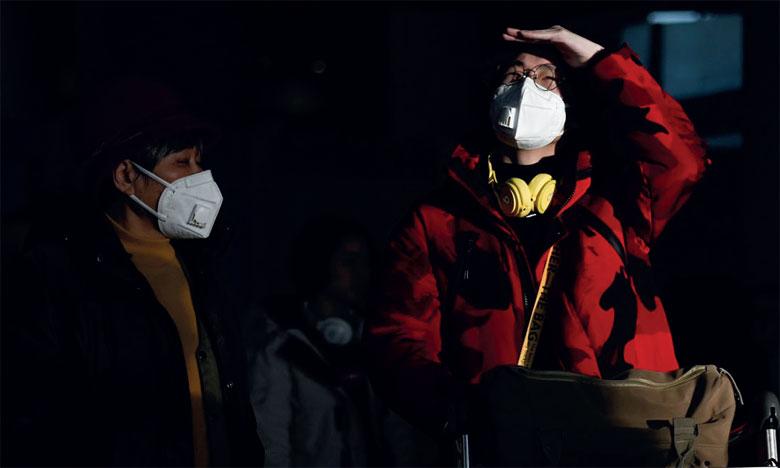 Un premier cas du nouveau coronavirus signalé aux Etats-Unis