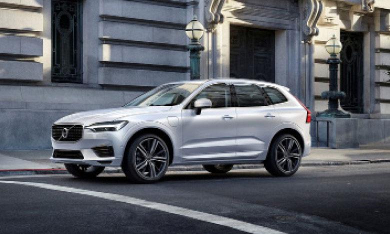 Le XC60 a été le modèle Volvo le plus vendu en 2019, avec pas moins de 251 immatriculations,  contre 232 en 2018.