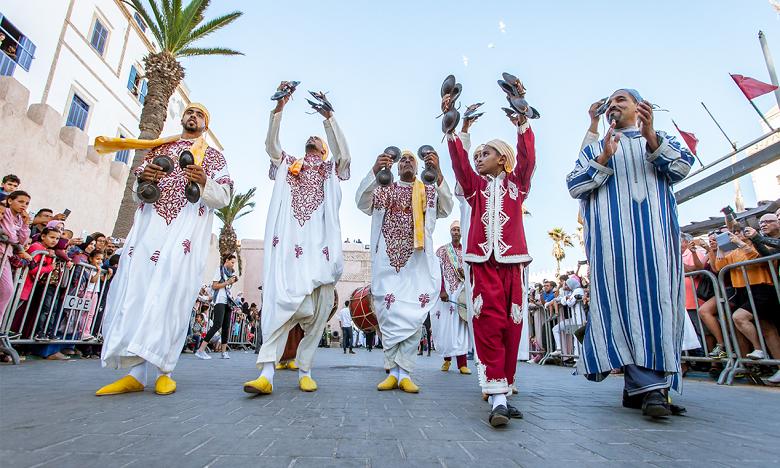 L'art gnaoua fait officiellement partie de la liste représentative de l'UNESCO du patrimoine culturel immatériel. Ph: DR