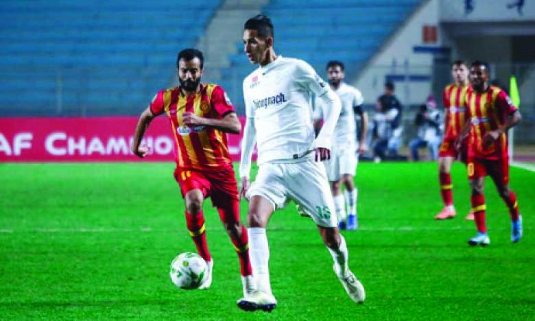 Le Raja tire son épingle du jeu face à l'EST et retrouve enfin le top 8 de l'Afrique