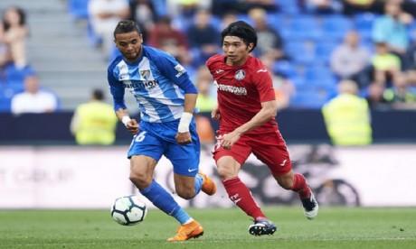 Youssef En-Nesyri au FC Séville jusqu'en 2025