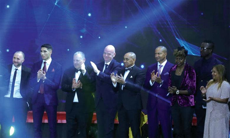 Sadio Mané sacré Ballon d'or africain, Achraf Hakimi meilleur espoir