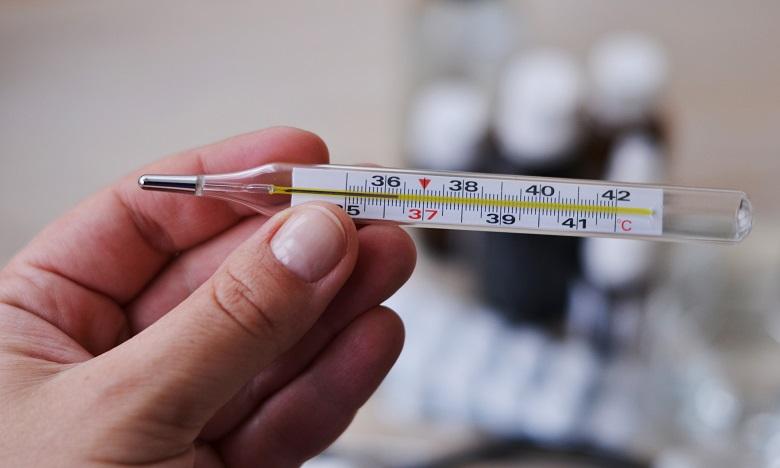 la température moyenne du corps humain a diminué depuis le 19e siècle à raison de 0,03 ° C par décennie, s'établissant autour de 36,5°C. Ph. Shutterstock