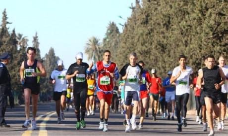 Marathon international de Marrakech : plus de 13.000 participants attendus