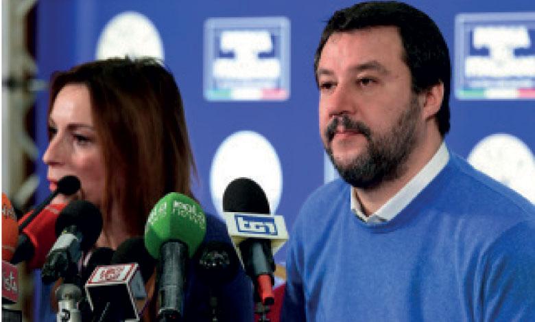 Salvini rate son pari,  le gouvernement fragilisé
