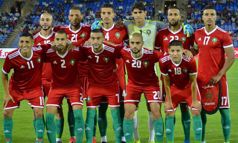 Éliminatoires de la Coupe du monde 2022 : Le Maroc placé au chapeau 1