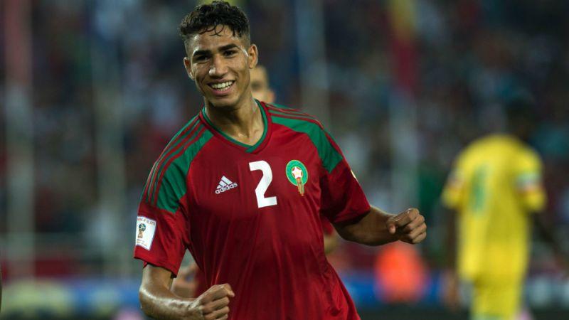 "Achraf Hakimi sacré ""Lion d'or"" 2019 par ""Almountakhab"""