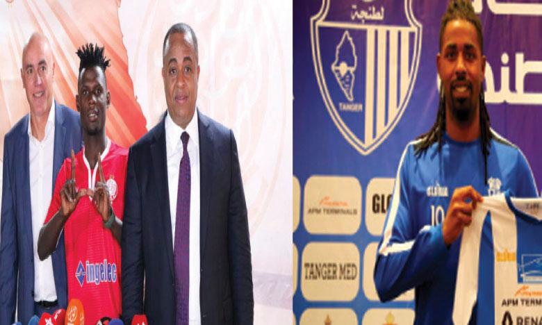 Le Wydad de Casablanca a été le club le plus actif sur le marché du transfert avec 11 rectrutements, suivi de l'IRT et de l'OCK.
