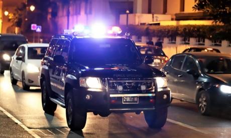Affaire de vol : Deux individus aux antécédents judiciaires arrêtés hier à Salé