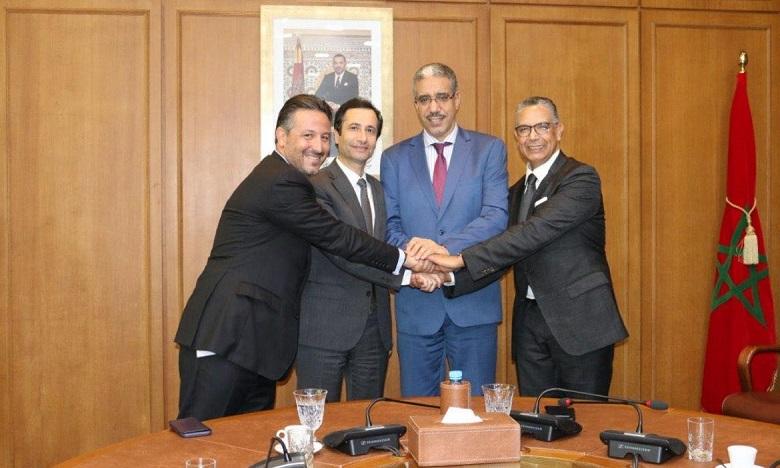 Centrale thermique Jorf Lasfar : Prorogation du contrat de fourniture d'électricité à l'ONEE