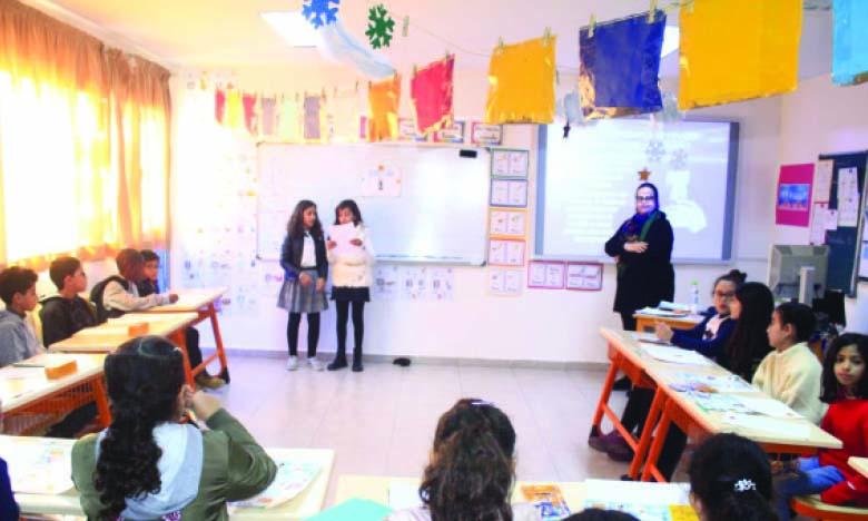 BIC Maroc sensibilise les enfants  à la valeur du respect