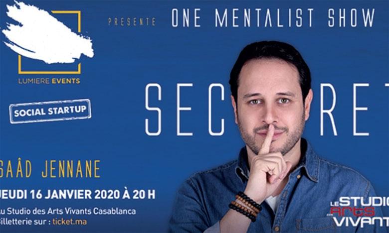 Lumière Events présente «Secret» de Saad Jennane