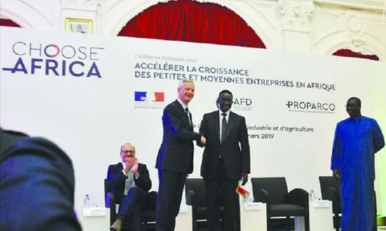 L'initiative Choose Africa arrive  au Sénégal