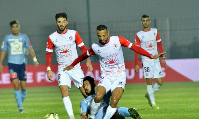 Le Fath Union sport enfonce  le Hassania d'Agadir
