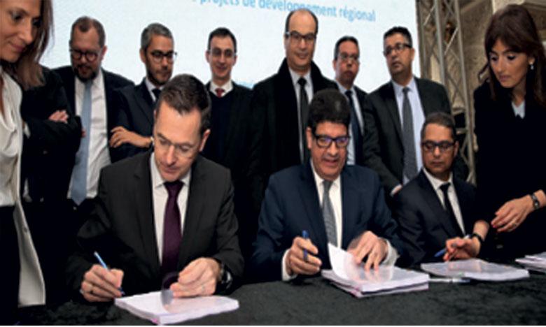 La région décroche une enveloppe de 100 millions de dollars auprès de l'IFC